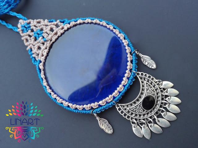 Naszyjnik w stylu indyjskim