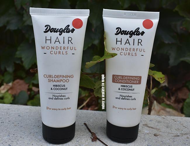 Douglas Hair: Wonderful Curls - Champú y acondicionador para cabello rizado