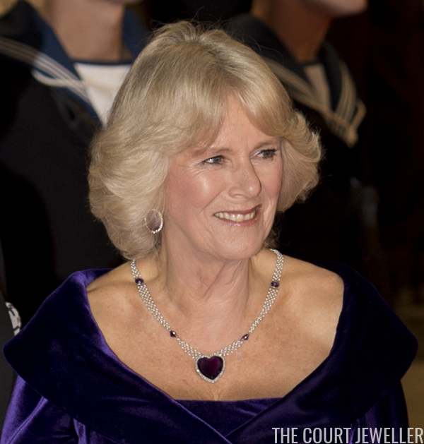 The Top Ten: Camilla's Gala Jewels