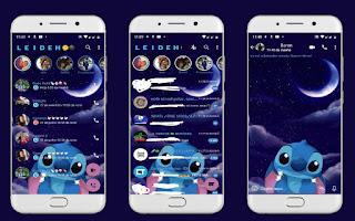 Night Mod Theme For YOWhatsApp & Fouad WhatsApp By Leidiane
