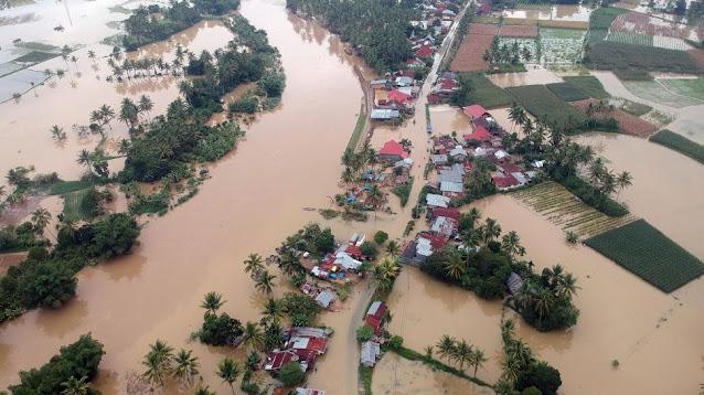 Selama 20 Hari di Tahun 2021, 169 Bencana Alam Terjadi di Indonesia