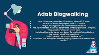 Adab-blogwalking
