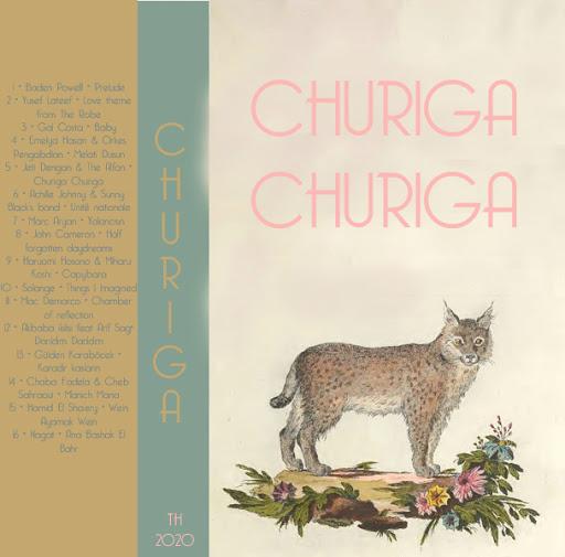 MJR#06 - CHURIGA CHURIGA