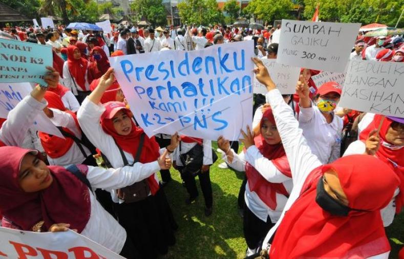Indonesia Darurat Guru PNS, Rekrutmen PPPK Dinilai Bukan Solusi