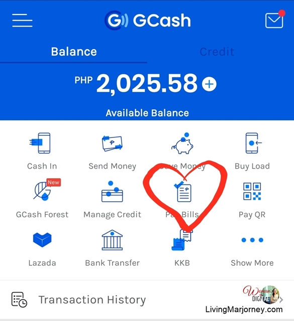 Shop and Pay Bills With GCASH