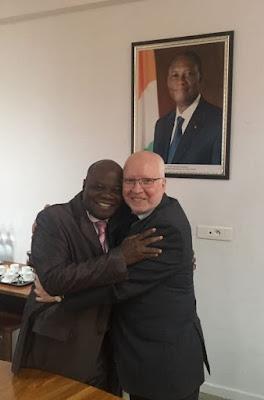 La Côte d'Ivoire rend hommage au père de la FENELEC moderne