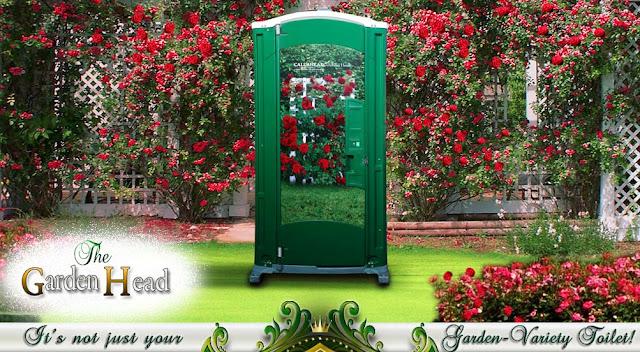 Portable Toilet | Garden Head