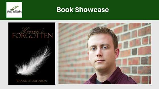 #BookShowcase: Heaven's Forgotten by Branden Johnson (with #giveaway!)