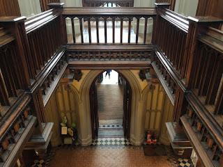 Wray Castle Interior
