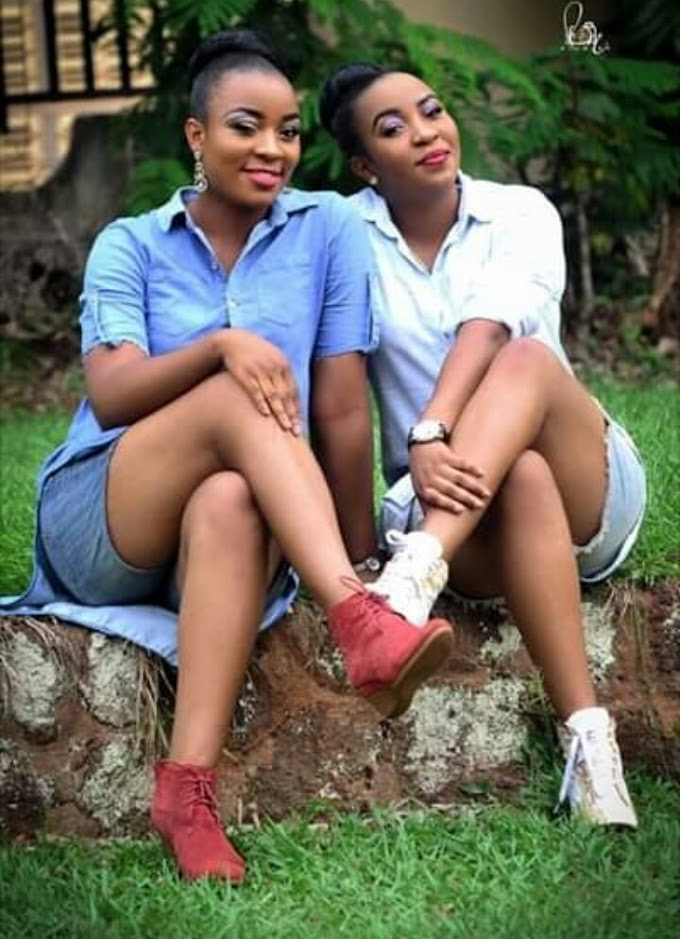 Wish Happy Birthday  To Twin Sisters Eze Peace and Eze Faith