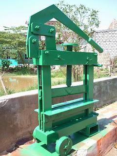 mesin pemotong paving, mesin pemotong batako