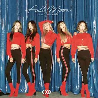 Download [Mini Album] EXID – Full Moon [MP3]