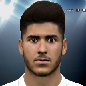 ultigamerz: PES 2016 Marco Asensio (Real Madrid) New Face