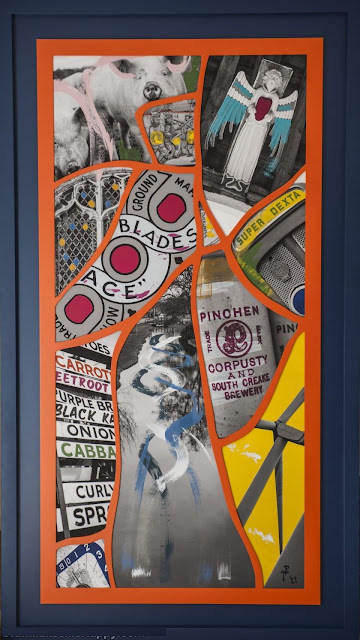 Who is Norfolk Artist Ricardo Pimentel?