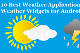 10 Best Weather Applications & Weather Widgets for Android in 2020