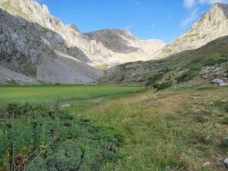 Las verdes Trail