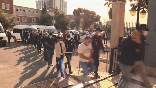 Şanlıurfa'da yasadışı bahis operasyonu! 36 gözaltı