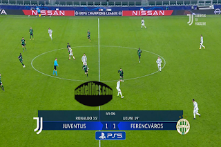 Juventus TV Eutelsat 7A/7B Biss Key 12 December 2020