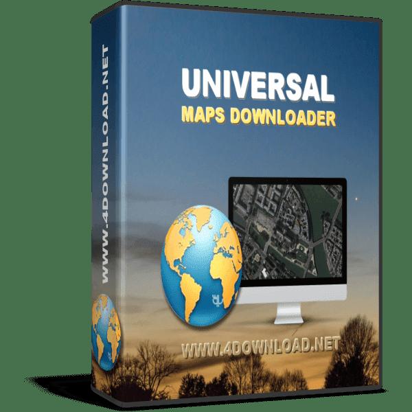Download Universal Maps Downloader v9.920 Full version