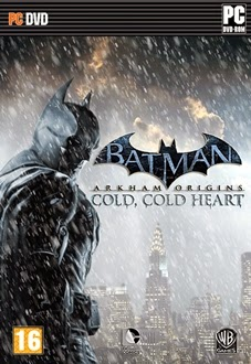 Batman: Arkham Origins - Cold, Cold Heart - PC (Completo)