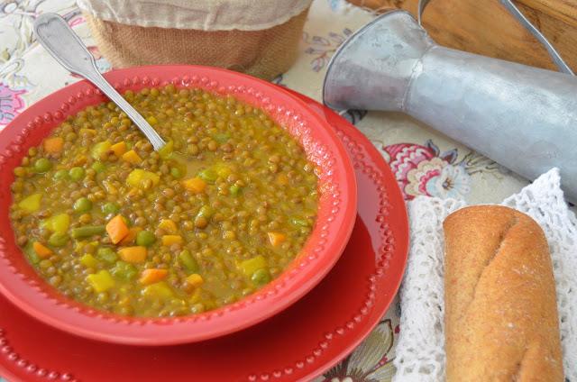 como hacer lentejas con verduras, lentejas con verduras, lentejas con verduras calorias, lentejas con verduras en crudo, lentejas con verduras receta, lentejas con verduras trituradas, las delicias de mayte,