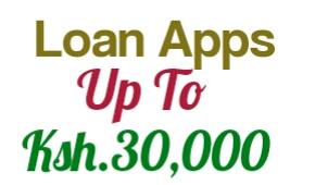 2020 loan app in Kenya giving over 30,000 loan