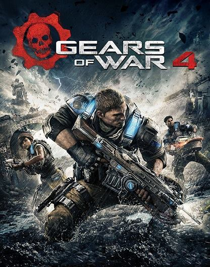 Gears of War 4 PC Game 2016 Free Download