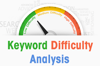 Keyword Difficulty Analysis: How to Choose the right SEO keywords