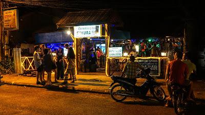 Sakura Bar in Vang Vieng