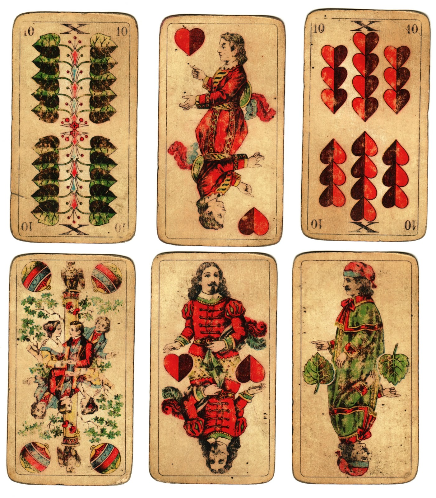 Anastasiia: Major Project: Old And Modern Cards