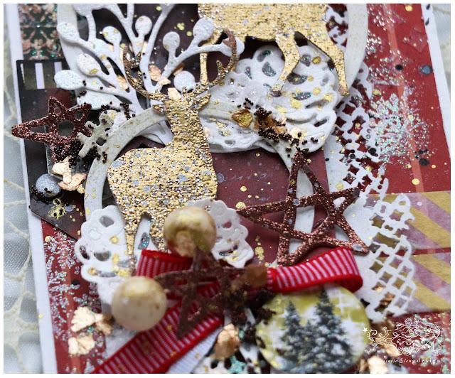 @nastyalena #cardmaking #happynewyear #mimicut #ножидлявырубки