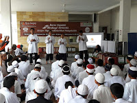 Rayakan Milad, Bursa Sajadah Kunjungi Santri Penghafal Qur'an