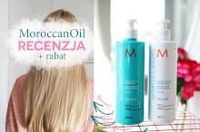 MoroccanOil - kosmetyki, po których mam perfect hair day ♥ Recenzja