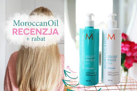 MoroccanOil - kosmetyki, po których mam perfect hair day ♥ Recenzja - czytaj dalej »