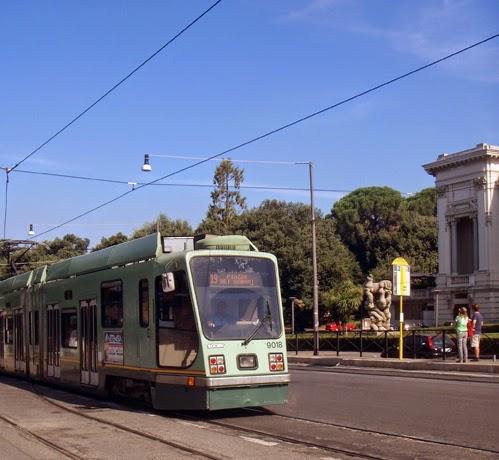Tram 19 Galleria D'arte Moderna