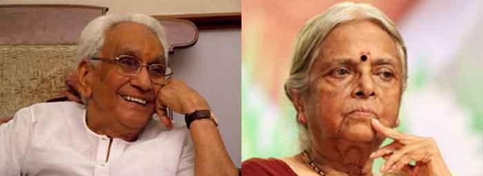 Rajiv Gandhi Cultural Forum organized a memorial program for former Chief Minister K Karunakaran and paid tributes to renowned poetess Sugathakumari.