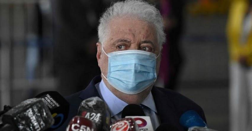 VACUNAS VIP: Ministro de Salud argentino renuncia tras escándalo de vacunaciones a sus allegados