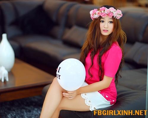 Hot Girl Việt Nam cute dễ thương xinh đẹp