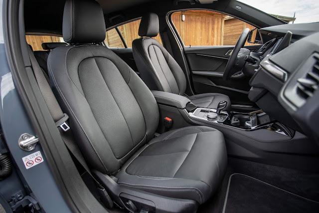 BMW Série 1 x VW Golf 8
