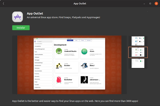 linux-app-software-snap-appimage-flatpak-snapcraft-flathub-appimagehub-loja-canonical-ubuntu