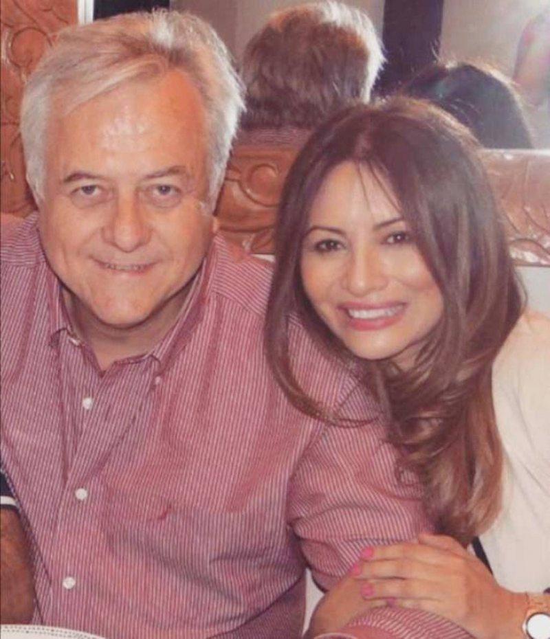 Myriam Hernández pasó un tremendo susto por su marido