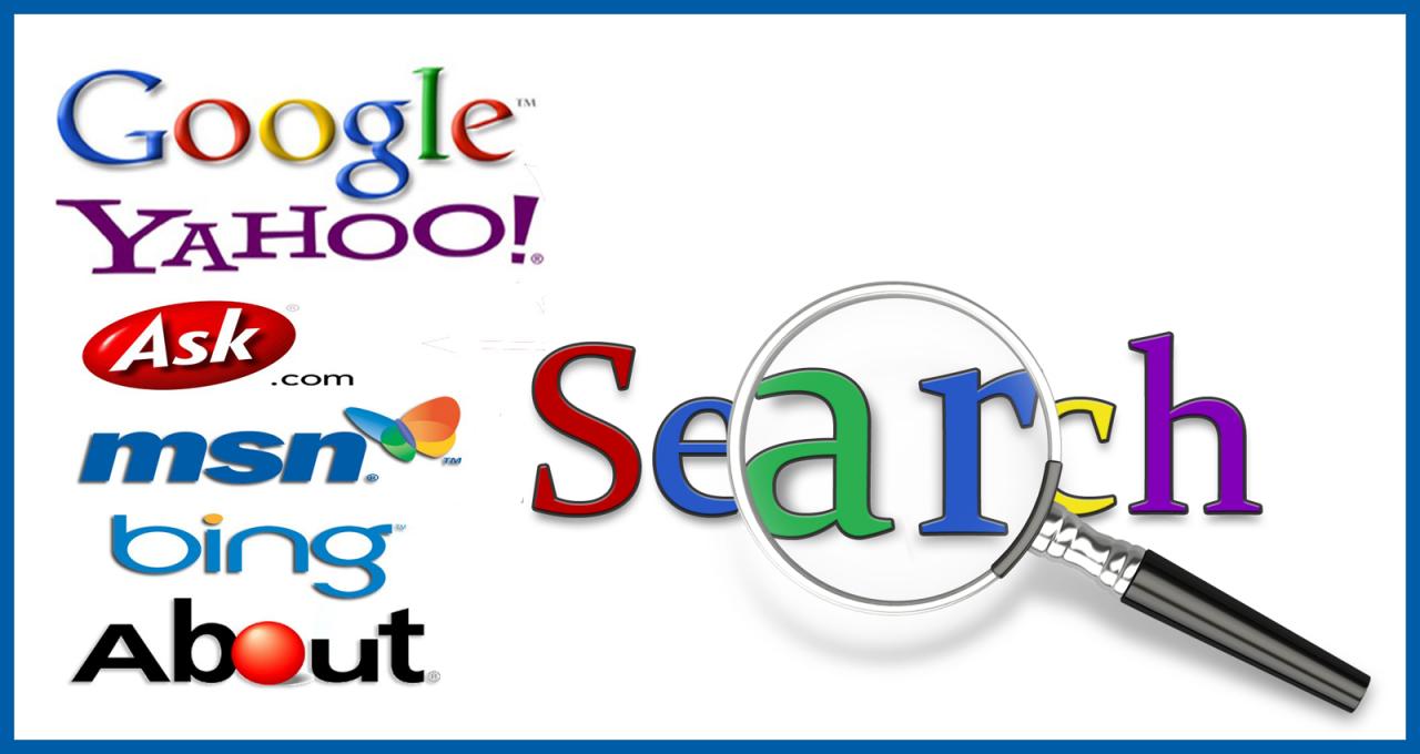 خطوات تحسين محركات البحث