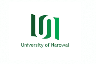 University of Narowal Faculty Staff Jobs 2021