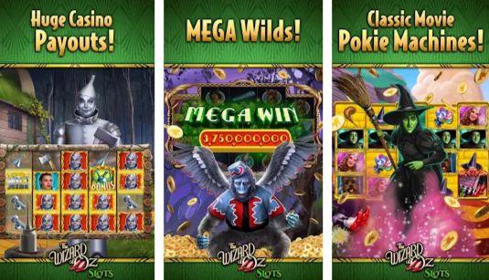 Wizard of Oz Free Slots Casino Mod Apk