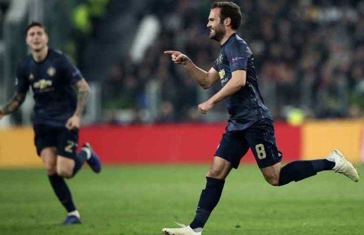 Liga Champions: Setan Merah Menang Dramatis di Kandang Juventus Dengan Skor 1-2