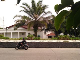 Perpusda Simpang Lima Boyolali