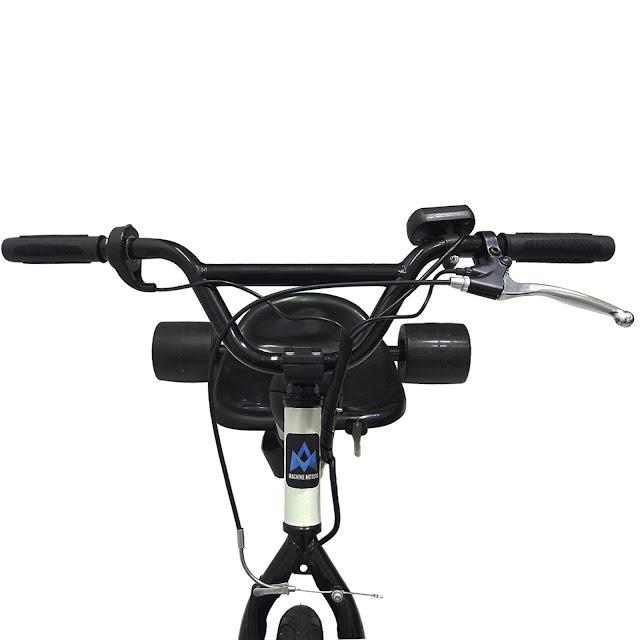 Loja Dafiti: Drift Trike Elétrico Machine Motors Basic Lithium Branco Preto