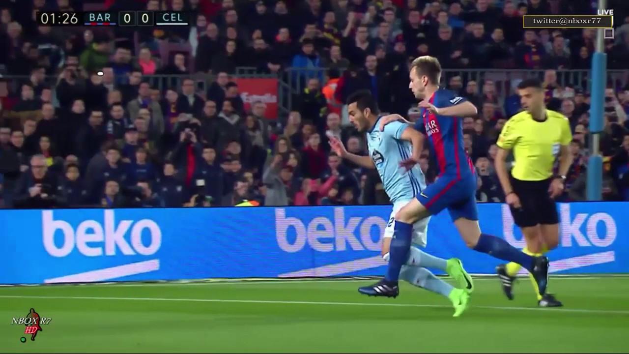 نتيجة مباراة برشلونة وسيلتا فيغو بتاريخ 09-11-2019 الدوري الاسباني