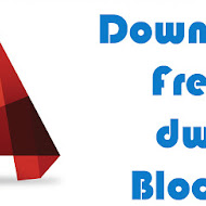 DWG autocad Blocks (furniture, plants, chairs and decoration)