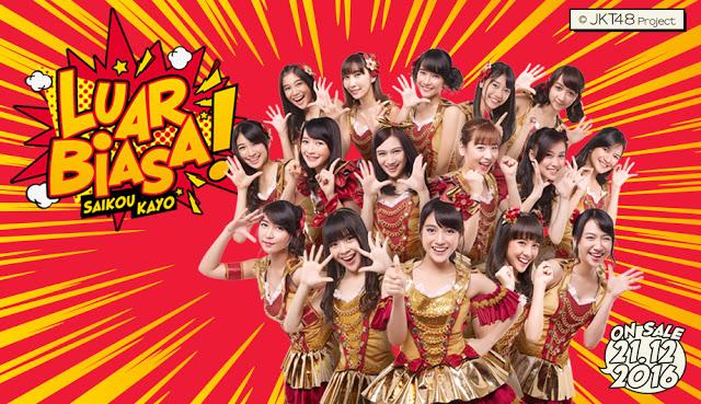15th Single JKT48 Saikou Ka Yo (Luar Biasa)